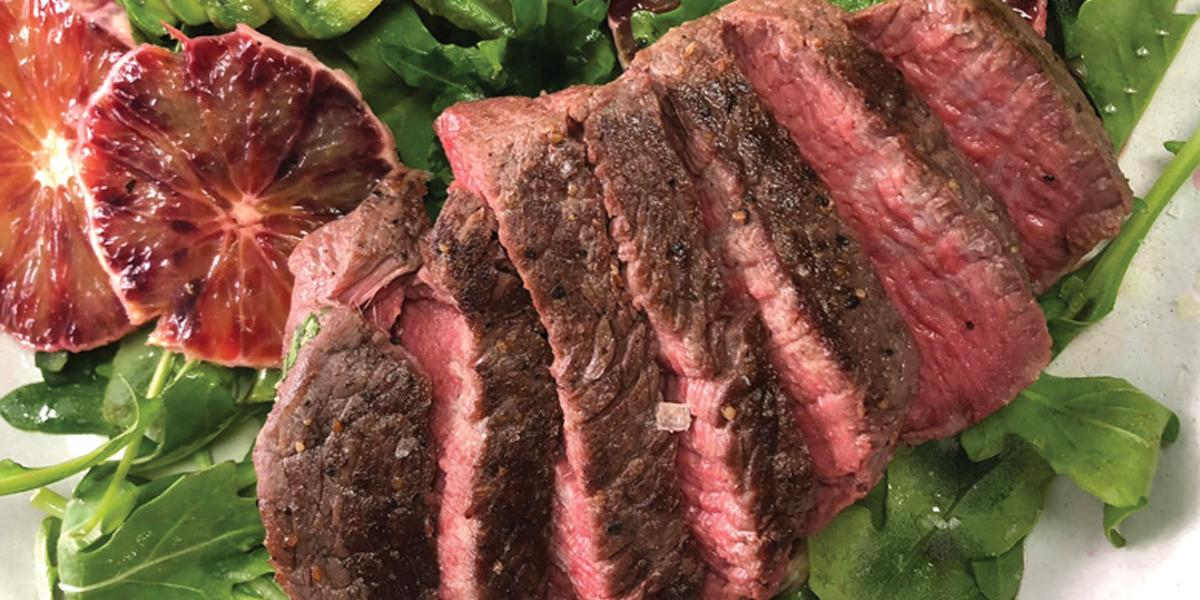 Sous Vide Filet Mignon Steak (Serves 4)