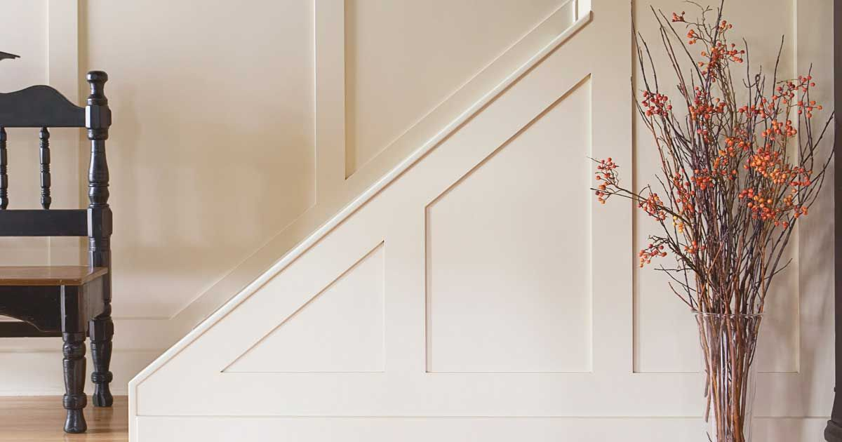 Wall Art: Turn your walls into an architectural masterpiece with moulding