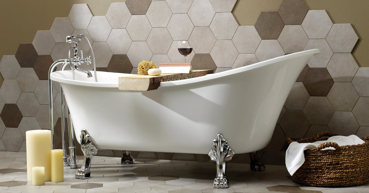 Bathtub Buying Guide - Here's How to Pick Out the Perfect Tub