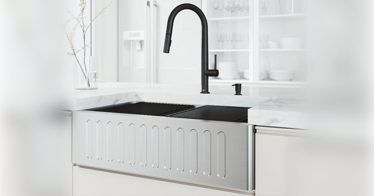 Looking to Pick the Perfect Kitchen Sink? Here's How